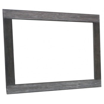 miroir savanne grey L130 x H 90(cm)